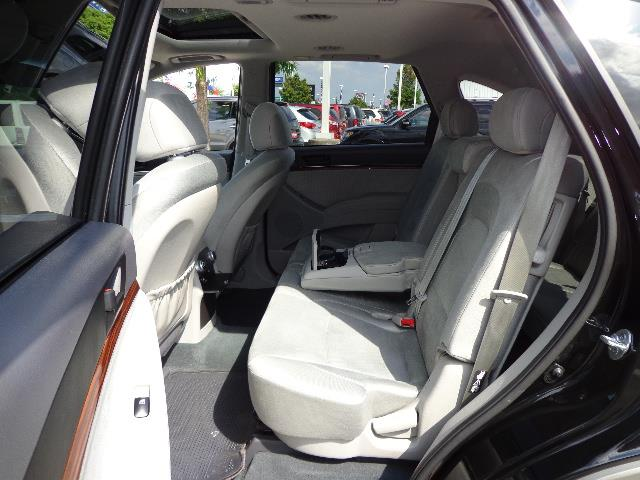 2012 Hyundai Veracruz Crewcab SLE 4X4