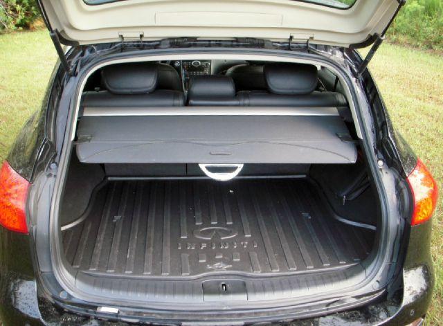 2008 Infiniti EX35 LT 4x4 Regular Cab Short Box