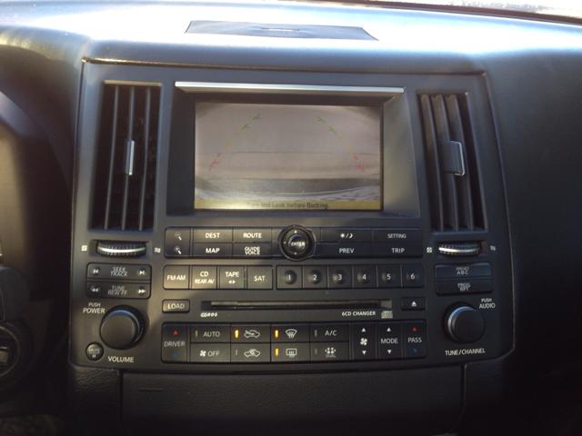 2004 Infiniti FX A8