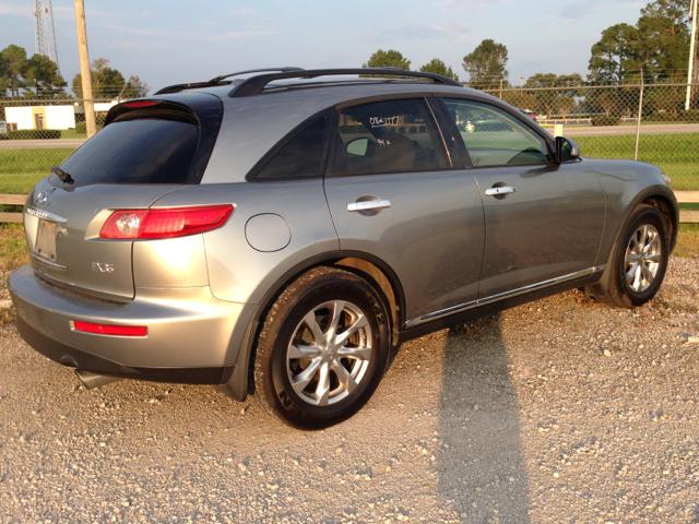 2008 Infiniti FX Eddie Bauer 4-door 4WD