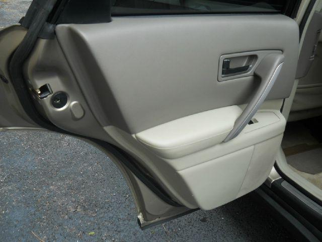 2004 Infiniti FX35 Eddie Bauer 4-door 4WD