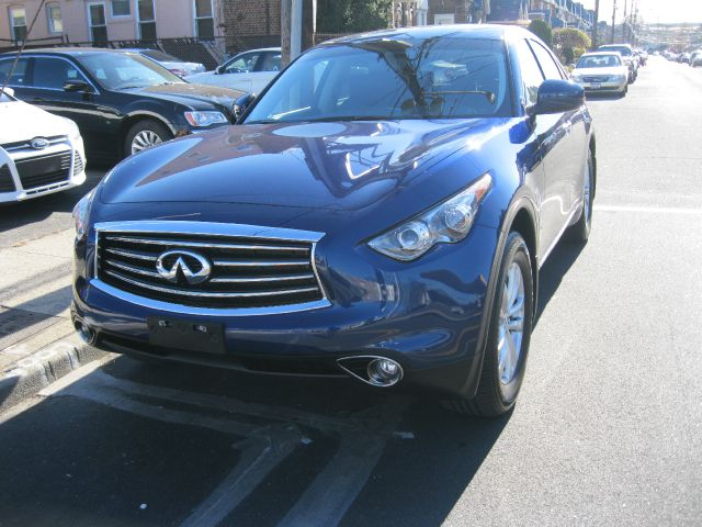 2013 Infiniti FX37 Navigation And Moonroof