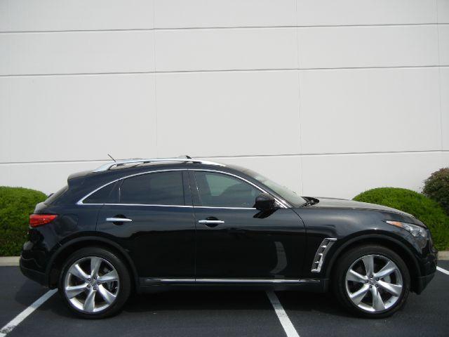 2009 Infiniti FX50 2dr Cpe I4 CVT 2.5 S Coupe