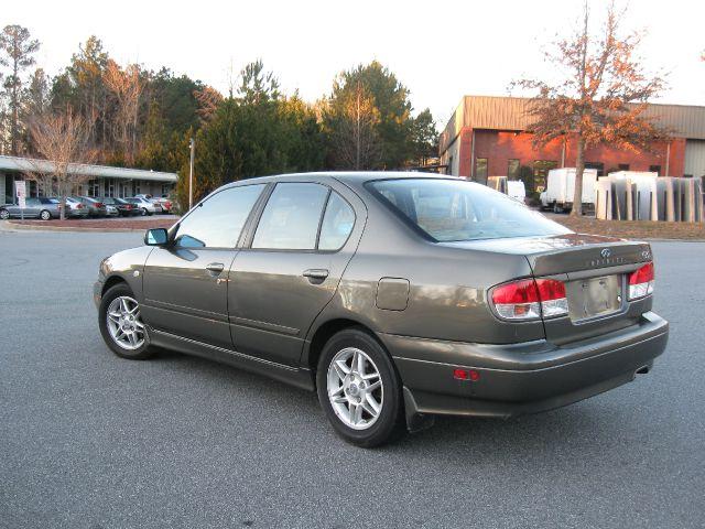 2002 Infiniti G20 Coupe
