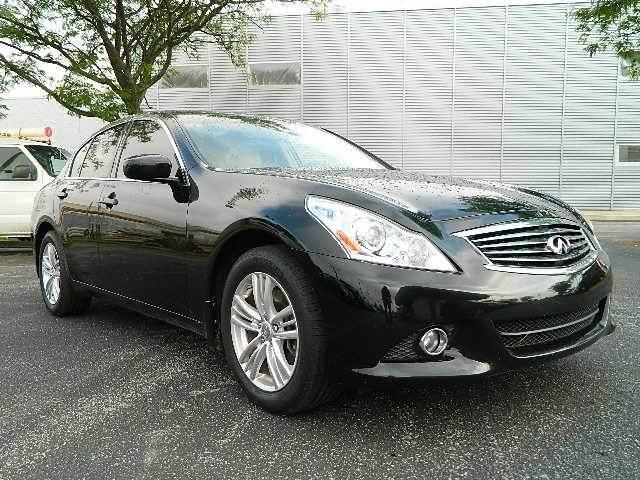 2011 Infiniti G25x Extenede CAB 4X4