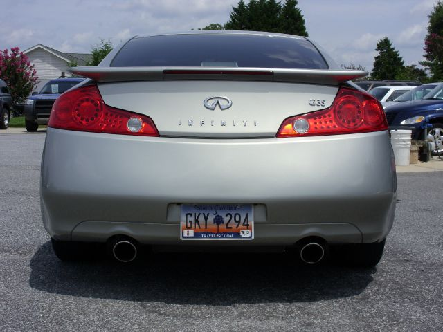 2003 Infiniti G35 XB - ONE Owner