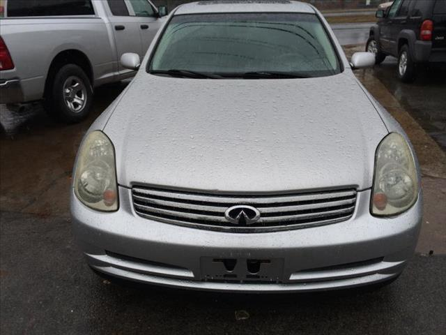 2003 Infiniti G35 Limited Trail Rated