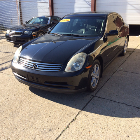 2004 Infiniti G35 5DR WGN FWD AT