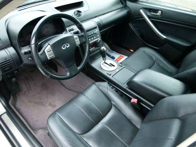 2004 Infiniti G35 3.5tl W/tech Pkg