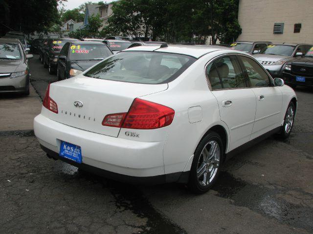 2004 Infiniti G35 CREW CAB XLT Diesel