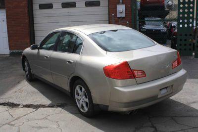 2004 Infiniti G35 5DR WGN FWD AT