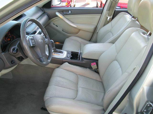 2005 Infiniti G35 3.5tl W/tech Pkg
