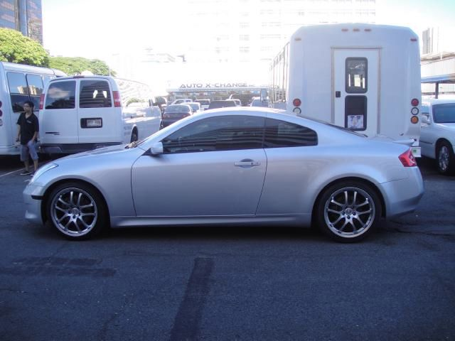 2006 Infiniti G35 LS - All Wheel Drive At Broo