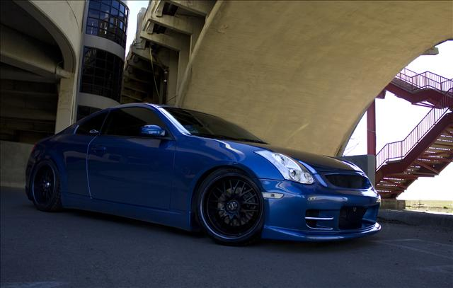 2006 infiniti g35 aftermarket parts sports pack details. Black Bedroom Furniture Sets. Home Design Ideas