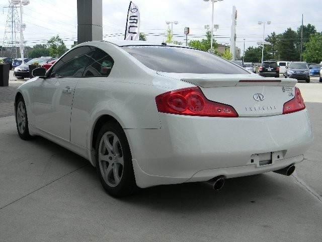 2007 Infiniti G35 Coupe LX 5-spd
