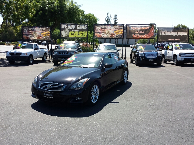 2011 Infiniti G37 Coupe 4dr 2.9L Twin Turbo AWD SUV