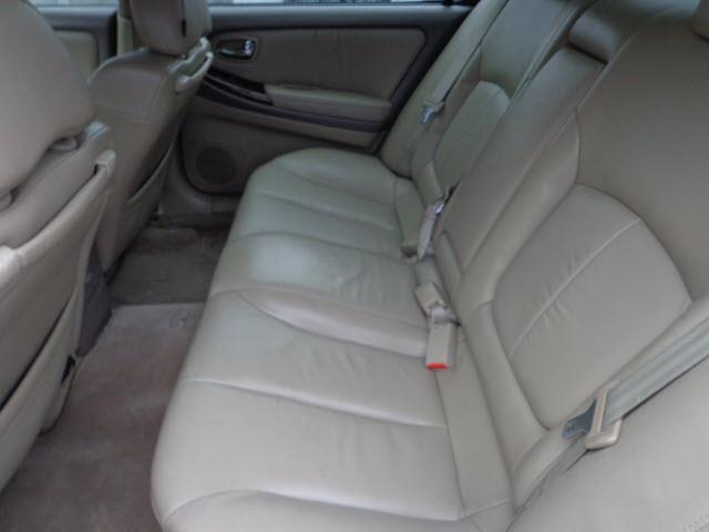 2001 Infiniti I30 AWD Premier
