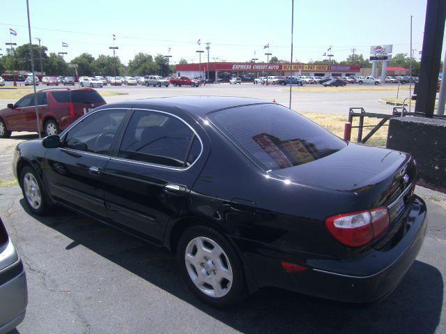 2001 Infiniti I30 Coupe