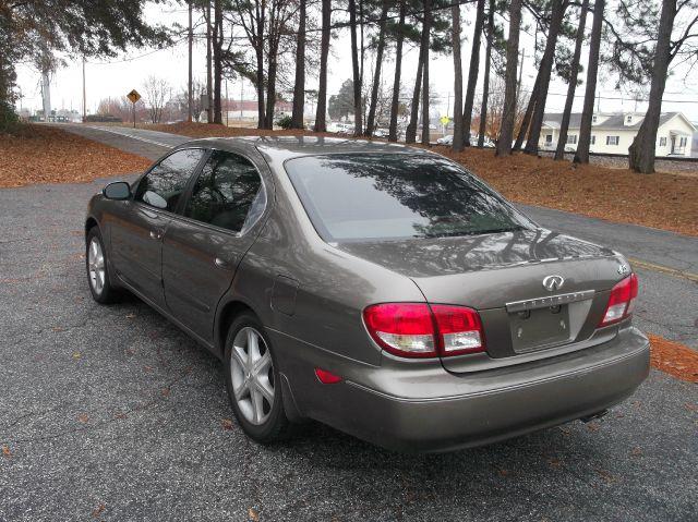 2003 Infiniti I35 Coupe