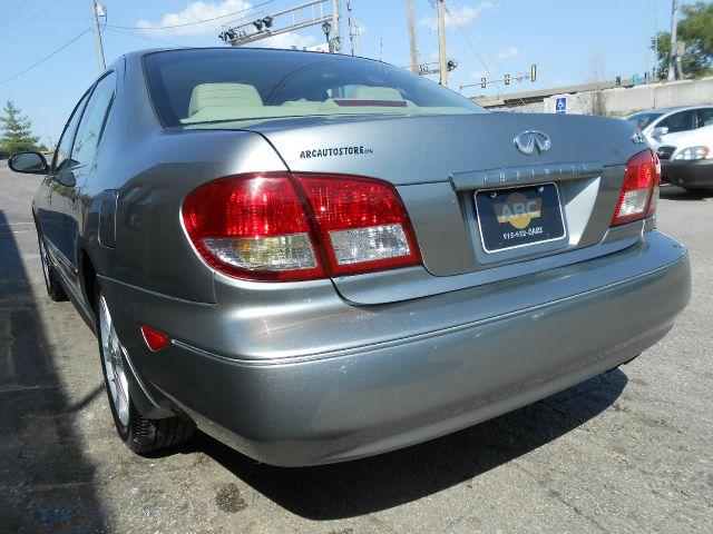 2004 Infiniti I35 Coupe