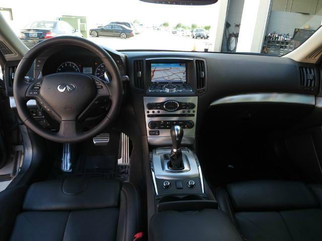 2011 Infiniti IPL G37 Coupe XLT