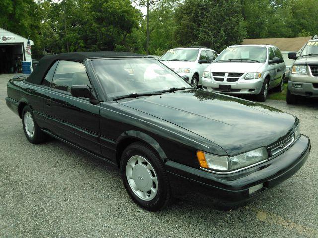 1992 Infiniti M30 1.8T Quattro