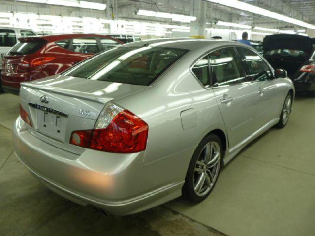 2006 Infiniti M35 2dr Cpe SRT8 Coupe