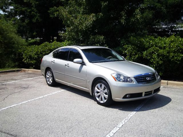 2006 Infiniti M35 R/T With Mopar Appearance Package