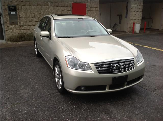 2007 Infiniti M35x R/T With Mopar Appearance Package