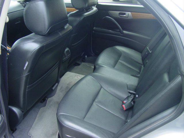 2004 Infiniti M45 3.5tl W/tech Pkg