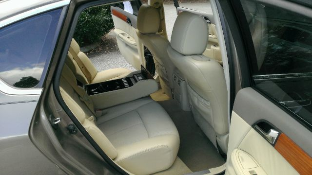 2006 Infiniti M45 1.8T Sedan