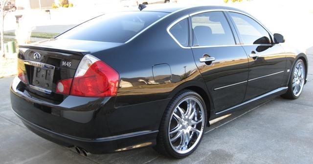 2006 Infiniti M45 GSX