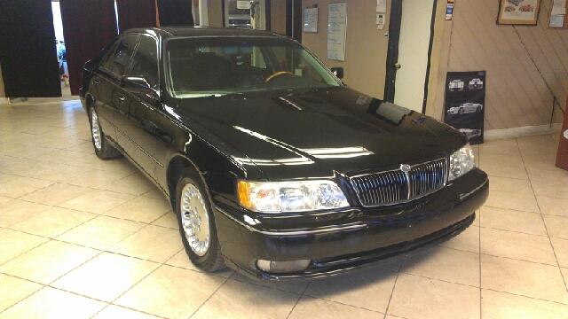 2001 Infiniti Q45 Coupe