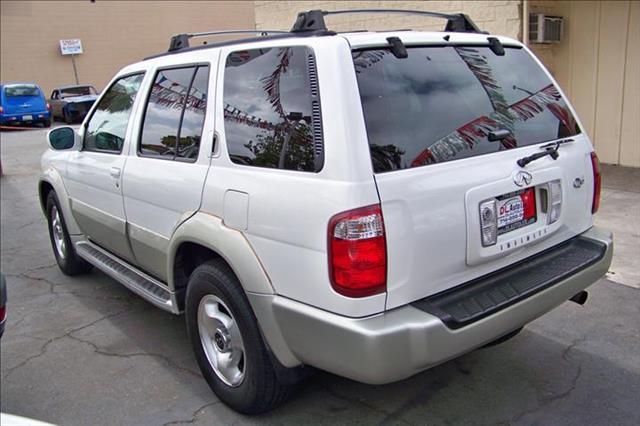 2001 Infiniti QX4 T6 Turbo AWD