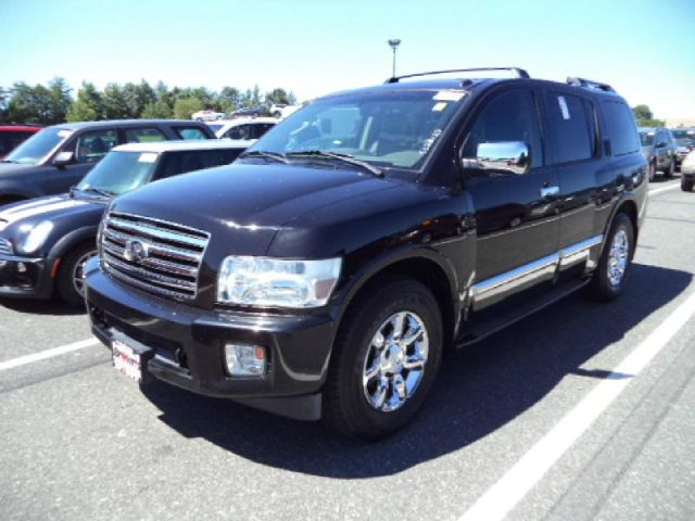 2006 Infiniti QX56 4dr Sdn Manual I Touring