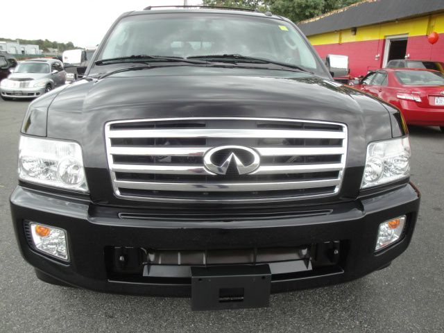 2006 infiniti qx56 awd navigation dvd sunroof details fredericksburg va 22408. Black Bedroom Furniture Sets. Home Design Ideas