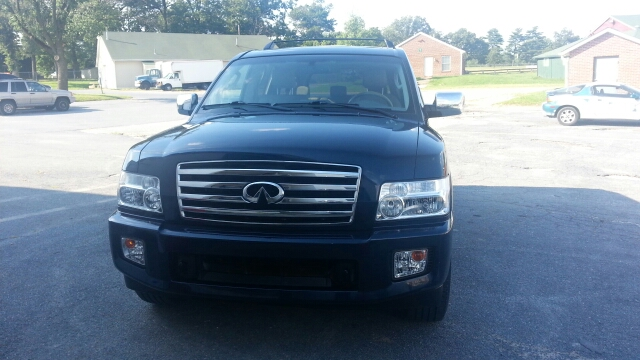 2007 Infiniti QX56 EX - DUAL Power Doors