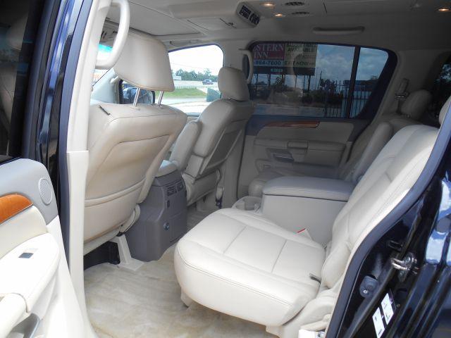 2010 Infiniti QX56 750li Xdrive 1-ownerawdnavigation Sedan