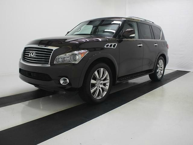 2012 infiniti qx56 4wd details houston tx 77037. Black Bedroom Furniture Sets. Home Design Ideas