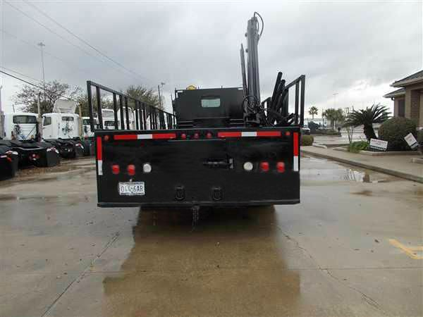 2007 International 7600 flatbed SS Super Sport