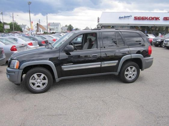 2004 Isuzu Ascender AWD - Outback Sport Special At Brookville