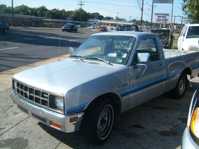 1985 Isuzu Pickup 3.0 Quattro Premium Plus