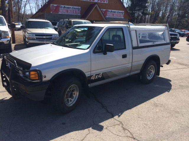 1991 Isuzu Pickup Touring W/nav.sys
