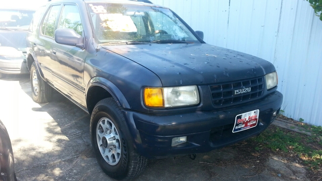 1998 Isuzu Rodeo 25