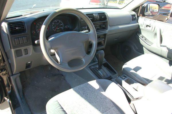 2002 Isuzu Rodeo Touring / AWD