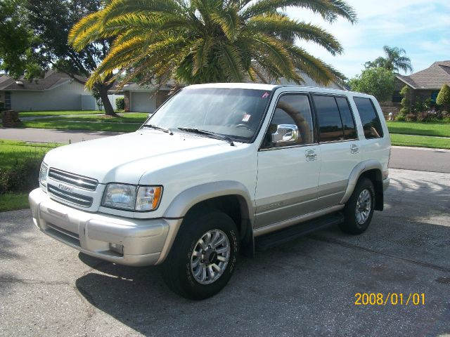 2000 Isuzu Trooper 4dr 2.9L Twin Turbo AWD SUV