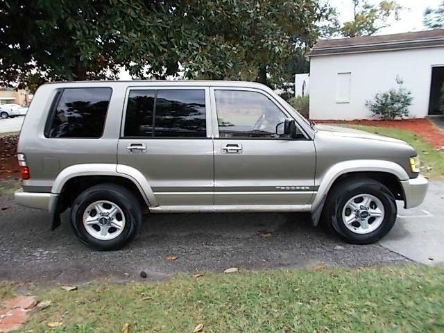 Used Tires Wilmington Nc >> 2001 Isuzu Trooper 3.2 Details. Wilmington, NC 28411