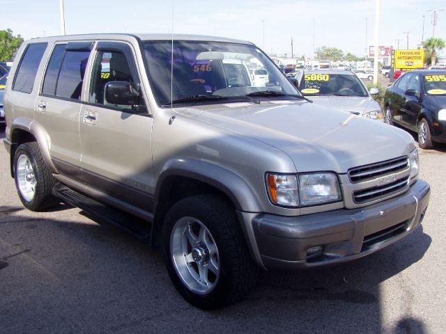 2001 Isuzu Trooper EX AWD