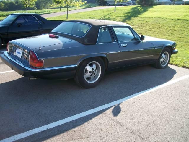 1988 JAGUAR XJ-SC 4dr Sdn 4.2L Auto Quattro AWD