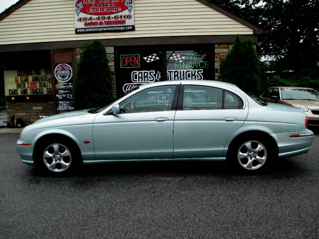 2001 JAGUAR S-Type LS Flex Fuel 4x4 This Is One Of Our Best Bargains